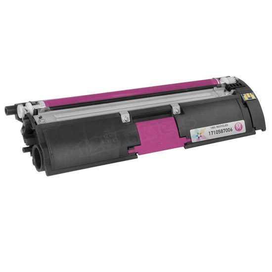 Remanufactured 1710587-006 Magenta Toner Cartridge for Konica-Minolta