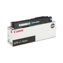 Canon GPR-21C (30,000 Pages) High Yield Cyan Laser Toner Cartridge - OEM 0261B001AA