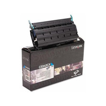 Lexmark OEM High Yield Cyan Laser Toner Cartridge, C5342CX (C534 series) (7,000 Page Yield)