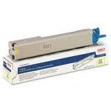 Okidata OEM Cyan 43865767 Toner Cartridge 6K Page Yield