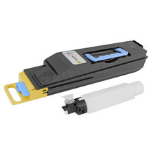 Compatible Kyocera-Mita TK-857Y Yellow Laser Toner Cartridges