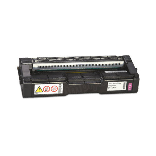 OEM Ricoh 407655 Magenta Toner Cartridge