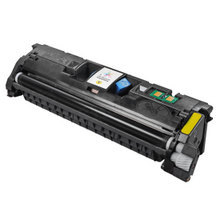 Canon EP-87 (4,000 Pages) Yellow Laser Toner Cartridge - Remanufactured 7430A005AA