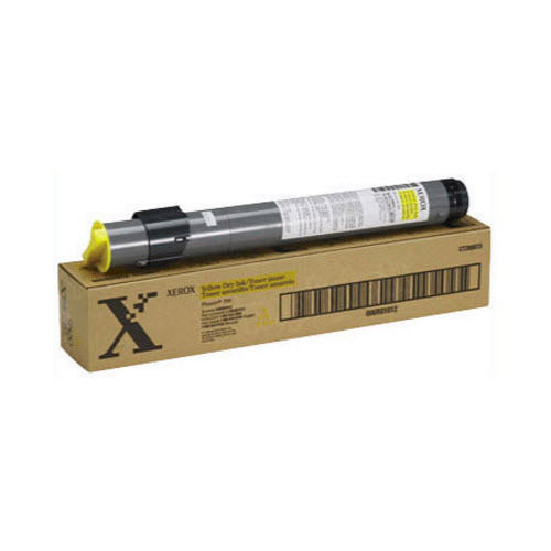 Xerox 006R01012 (6R01012) Yellow OEM Toner Cartridge