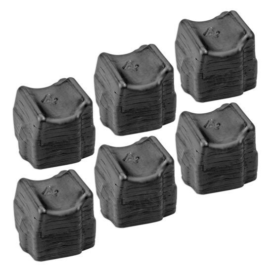 Compatible Xerox 108R00672 Black 6-Pack Solid Ink for the Phaser 8500