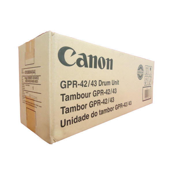 Canon GPR-42 / 43 Black Drum Unit, OEM