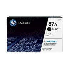 HP 87A (CF287A) Black Original Toner Cartridge in Retail Packaging