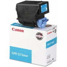 Canon GPR-23C (14,000 Pages) High Yield Cyan Laser Toner Cartridge - OEM 0453B003AA