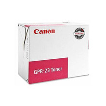 Canon GPR-23M (14,000 Pages) High Yield Magenta Laser Toner Cartridge - OEM 0454B003AA