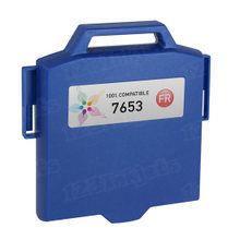 Compatible Pitney Bowes 765-3 Fluorescent Red Ink Cartridges