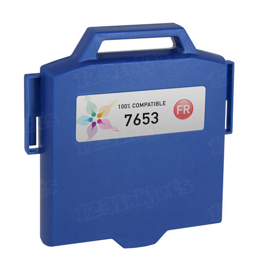 Compatible Replacement for Pitney Bowes 765-3 Red Ink
