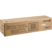 Xerox 006R01178 (6R1178) Yellow OEM Laser Toner Cartridge