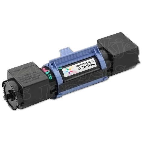Compatible TN100 Black Toner Cartridge for Brother