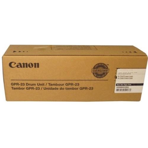 Canon GPR-23 Black Drum Unit, OEM