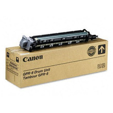Original Canon GPR-6 Black Drum (6648A004AA) - 55,000 Page Yield