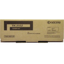 Kyocera-Mita OEM Black TK-3102 Toner Cartridge
