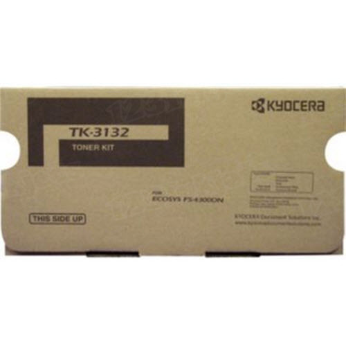 OEM Kyocera-Mita TK-3132 Black Toner Cartridge