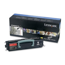 Lexmark OEM High Yield Black Laser Toner Cartridge, X340H21G (X340/X342) (6,000 Page Yield)