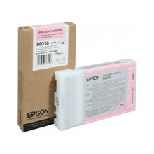Original Epson T603600 Light Magenta 220 ml Inkjet Cartridge (T6036)