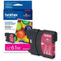 Brother LC61M Magenta OEM Ink Cartridge