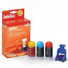 Refill Kit for Canon CL-211 Color Ink Cartridges