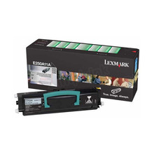 Lexmark OEM Black Return Program Laser Toner Cartridge, E250A11A (E250/E350/E352 Series) (3.5K Page Yield)