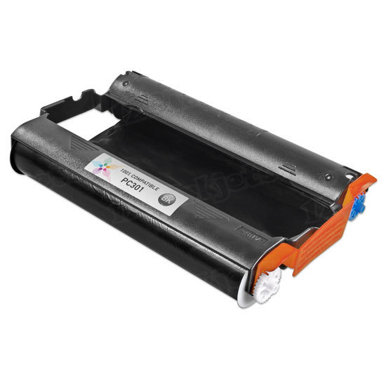 PC301 Thermal Fax Cartrdidges & Rolls - Compatible for Brother