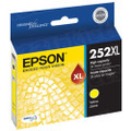 OEM Epson T252XL420 High Yield Yellow Ink Cartridge