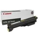 Canon GPR-20BK (36,000 Pages) High Yield Black Laser Toner Cartridge - OEM 1069B001AA