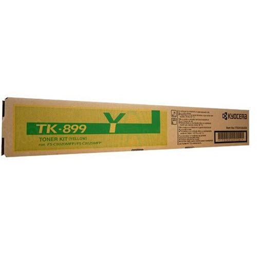 TK-899Y Yellow Toner for Copystar