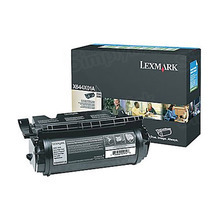 Lexmark OEM Extra High Yield Black Laser Toner Cartridge, X644X01A (X644E/X646E) (32,000 Page Yield)u00a0