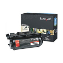 Lexmark OEM Extra High Yield Black Laser Toner Cartridge, X644X21A (X642E/X644E) (32,000 Page Yield)u00a0