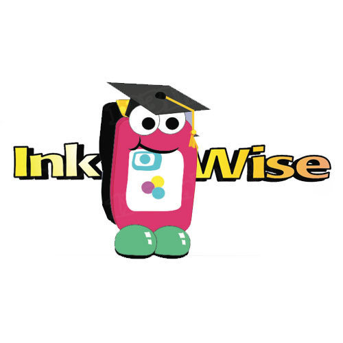 Black or Color Ink InkWise Recycling Mailer