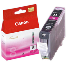 Canon CLI-8M Magenta OEM Ink Cartridge, 0622B002