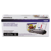 Brother OEM Black TN221BK Toner Cartridge