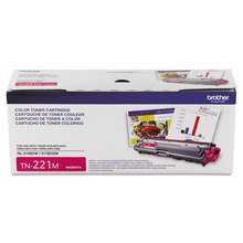 Brother OEM Magenta TN221M Toner Cartridge