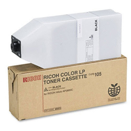OEM 885372 Black Toner for Ricoh