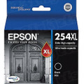 OEM Epson T254XL120 Extra High Yield Black Ink Cartridge
