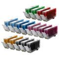 Canon CLI8 Compatible Ink Set of 17