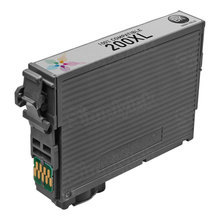 Remanufactured Epson T200XL120 (200XL) High Yield Black Ink Cartridges