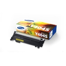 OEM Samsung CLT-Y404S Yellow Laser Toner Cartridge 1K Page Yield