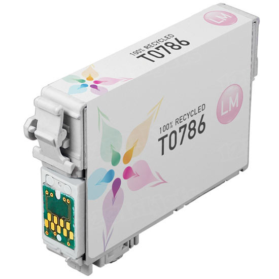 Epson Remanufactured T078620 Light Magenta Inkjet Cartridge