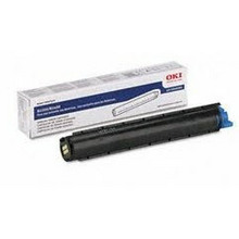 Okidata OEM Black 43865772 Toner Cartridge 8K Page Yield
