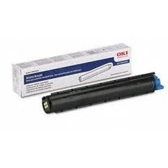OEM Okidata 43865772 Black Toner Cartridge