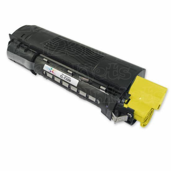 Okidata Remanufactured 41304208 Black Toner