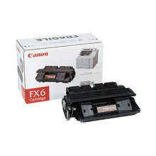 Canon FX-6 (5,000 Pages) High Yield Black Laser Toner Cartridge - OEM 1559A002AA