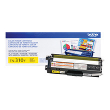 Brother OEM Yellow TN310Y Toner Cartridge