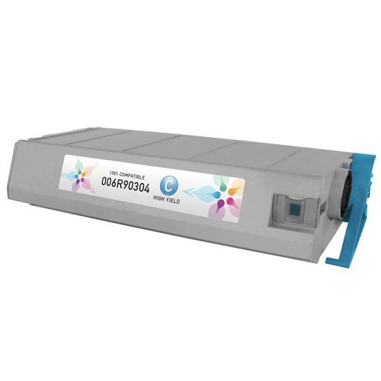 Remanufactured Xerox Phaser 1235 Cyan Toner
