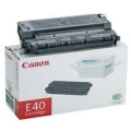 Canon E40 Black Toner Cartridge, OEM