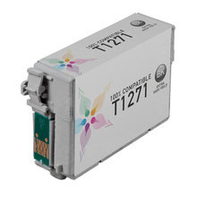 Remanufactured Epson T127120 (T1271) Extra High Yield Black Ink Cartridges